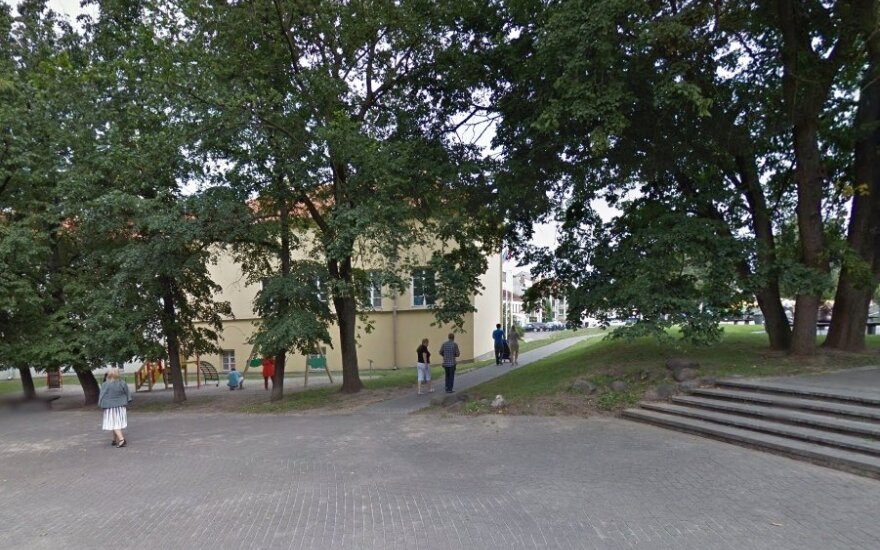 Skwer K. Sirvydasa
