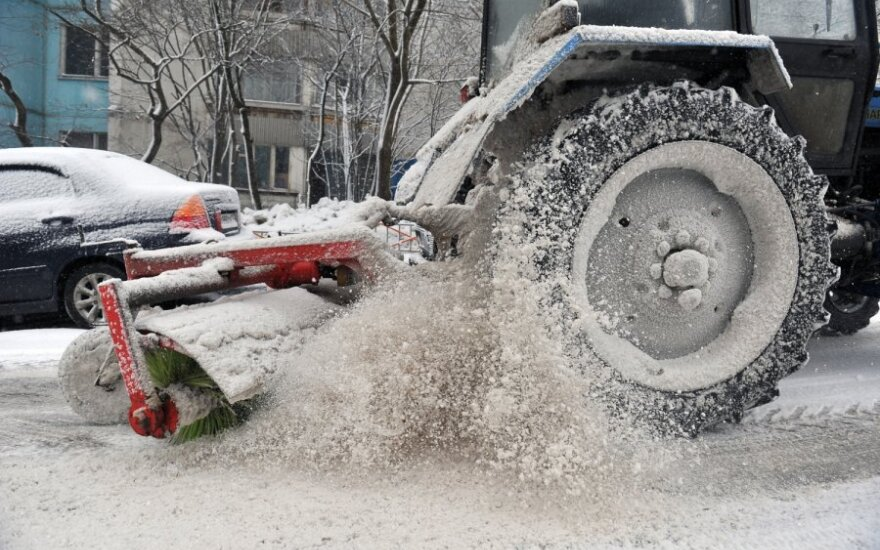 Таких холодов в европейской России не было с 1942 года