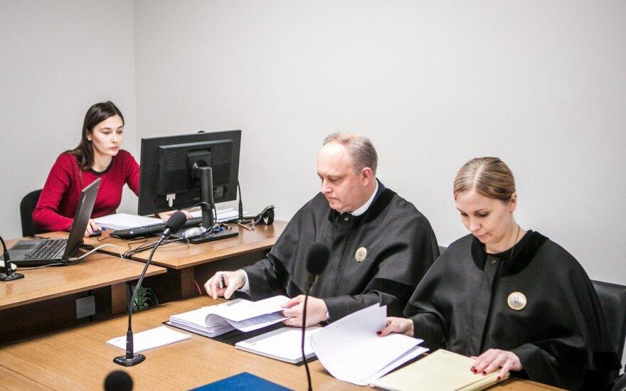 Суд рассмотрел дело о выселении Бразаускене из Турнишкес
