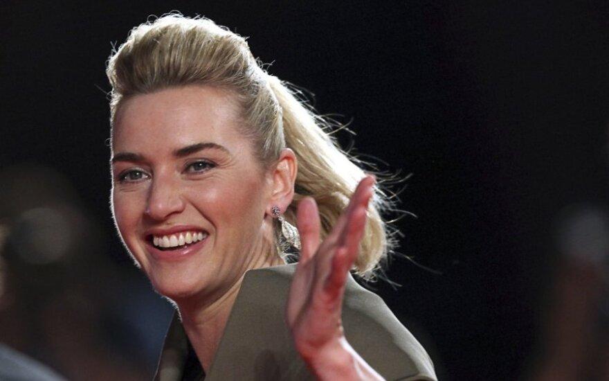 Кейт Уинслет и Мадонна представили новые фильмы