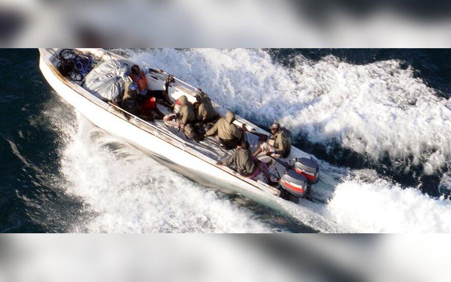 Эстонские охранники отбили атаку сомалийских пиратов