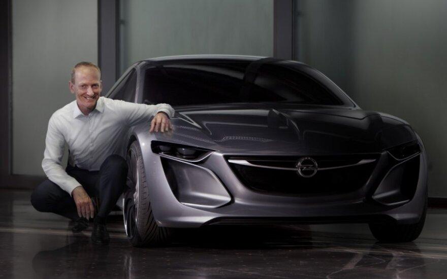 Opel Monza koncepcija
