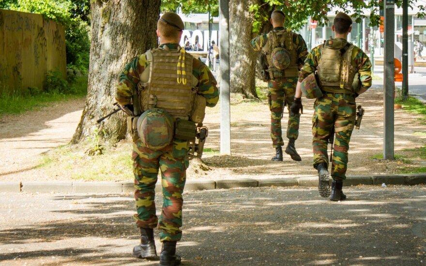В Украину отправилась группа литовских военных инструкторов
