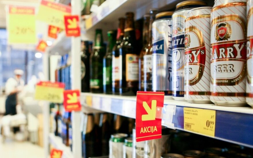 В Литве повысятся акцизы на сигареты, алкоголь и природный газ