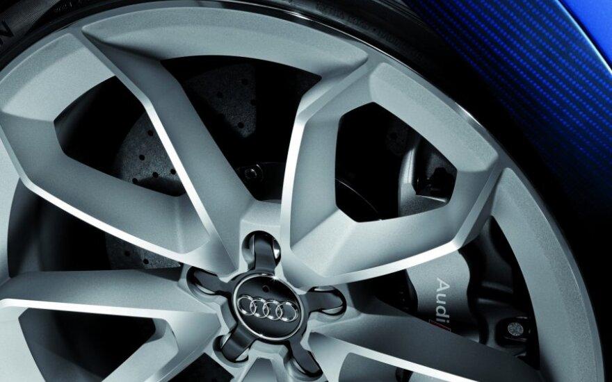Новый кроссовер Audi будет конкурировать с BMW X6