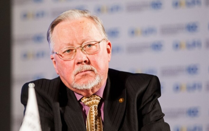 Vytautas Landsbergis: Kto jest odpowiedzialny w Symferopolu czy Putinopolu?