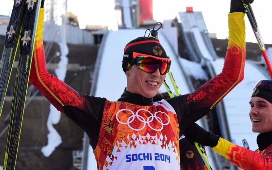 Олимпиада: немцы вышли на первое место в медальном зачете