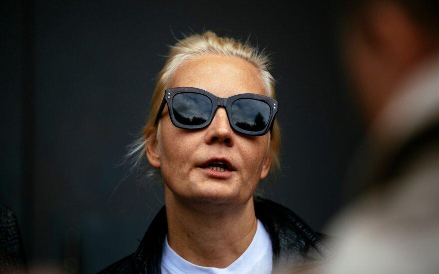 Aleksejaus Navalno žmona Julija