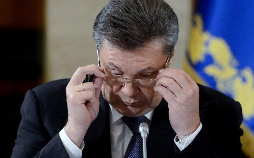 Janukowicz udzielił amnestii opozycjonistom