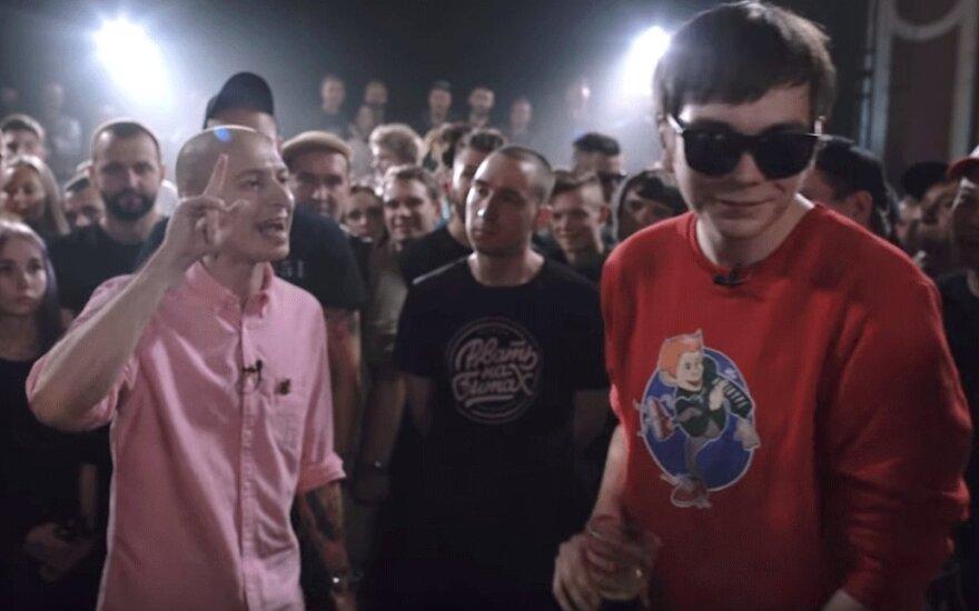 Круче Путина. Рэп-баттл Оксимирона и Гнойного набрал рекордную аудиторию