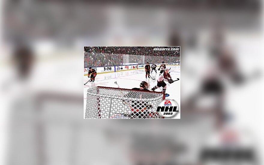 """""""NHL 2003"""""""