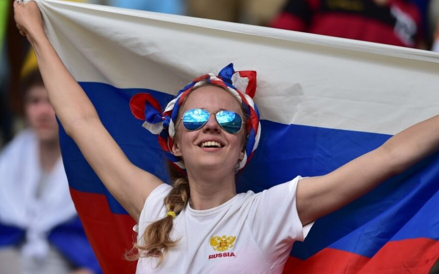 Европарламент поддержал возможный перенос ЧМ-2018 из России