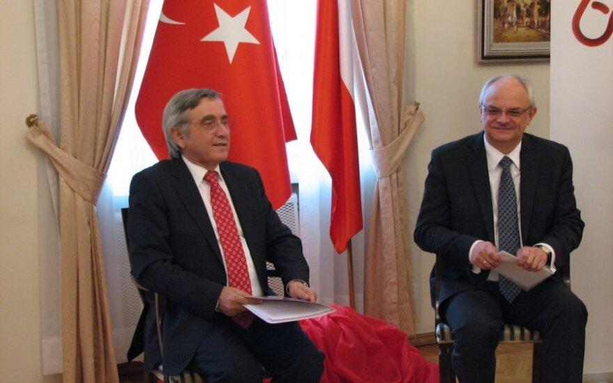 600 lat dyplomatycznych stosunków Polski i Turcji