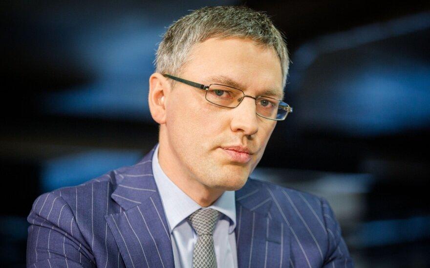 Глава комитета Сейма: задержавшие страйкоболистов правоохранители реагировали правильно