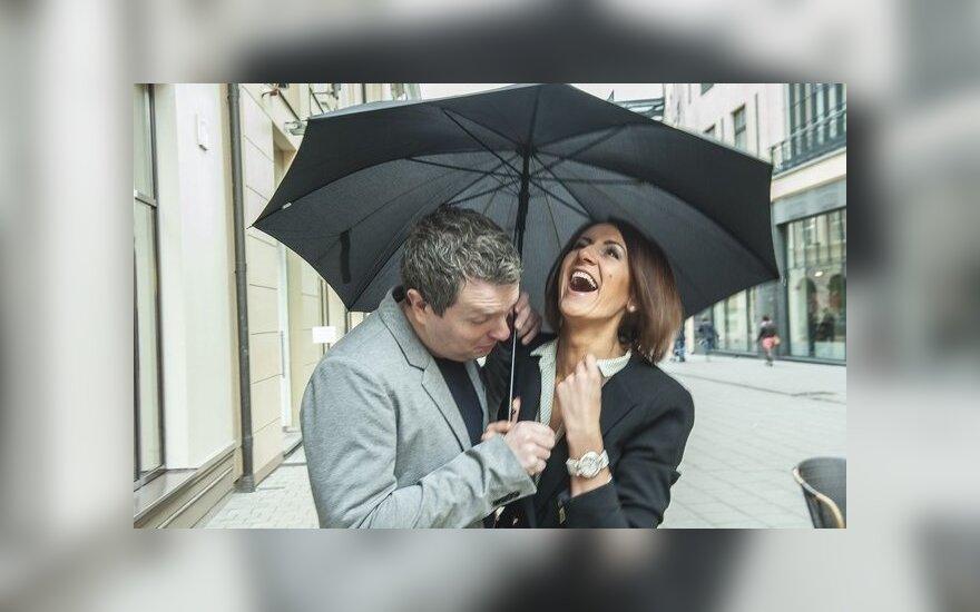 """Deivydas Zvonkus: """"Pyst"""" i oświadczyłem się Katarzynie"""