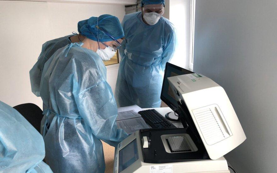 Respublikinę Panevėžio ligoninę pasiekė nauja testavimo įranga