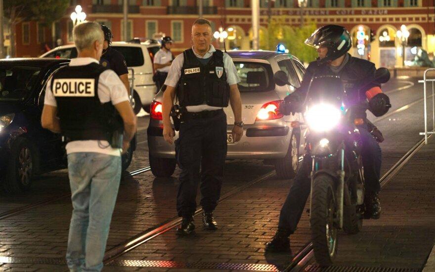 Теракт в Ницце: опубликовано фото устроившего теракт в Ницце водителя