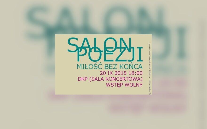 """Salon Poezji """"Miłość bez końca"""""""