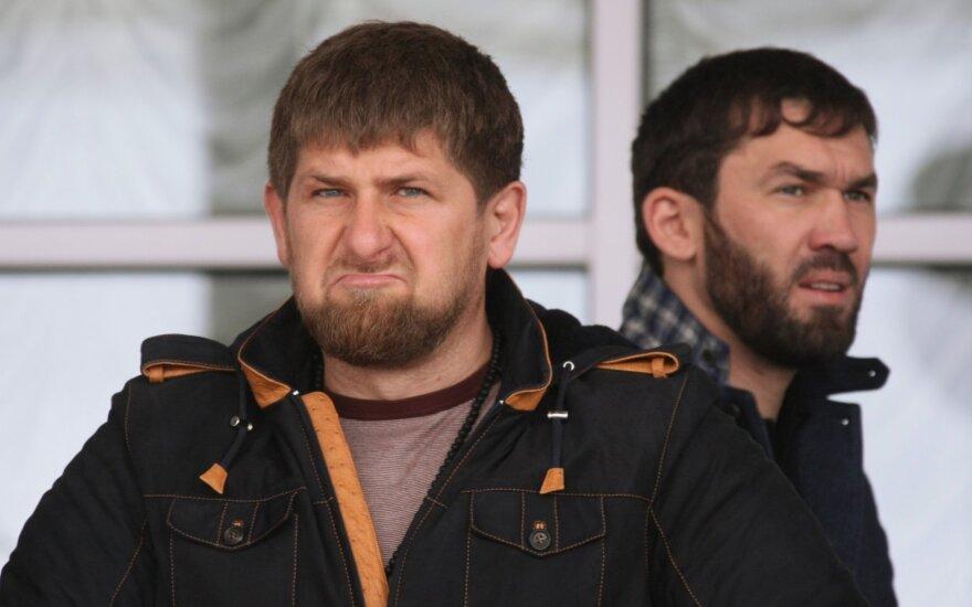 Ramzanas Kadyrovas, Magomedas Daudovas