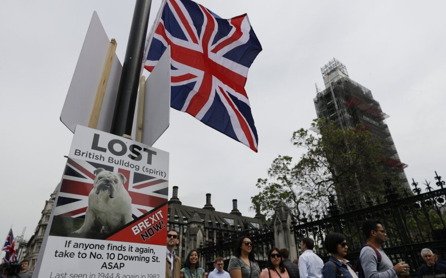 Глава МИД Британии: лидеры стран ЕС готовы пересмотреть соглашение по Brexit