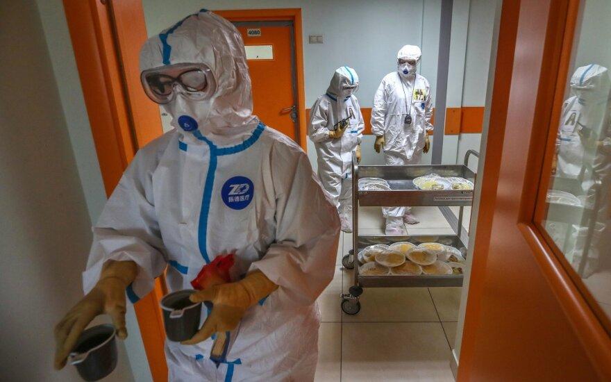 Россия поднялась на 8 место в мире по числу случаев коронавируса: +6411 заболевших и 72 умерших за сутки