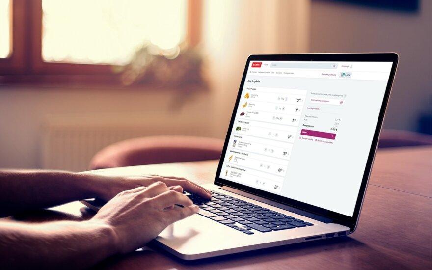 Rimi Lietuva открывает электронный магазин раньше установленного срока