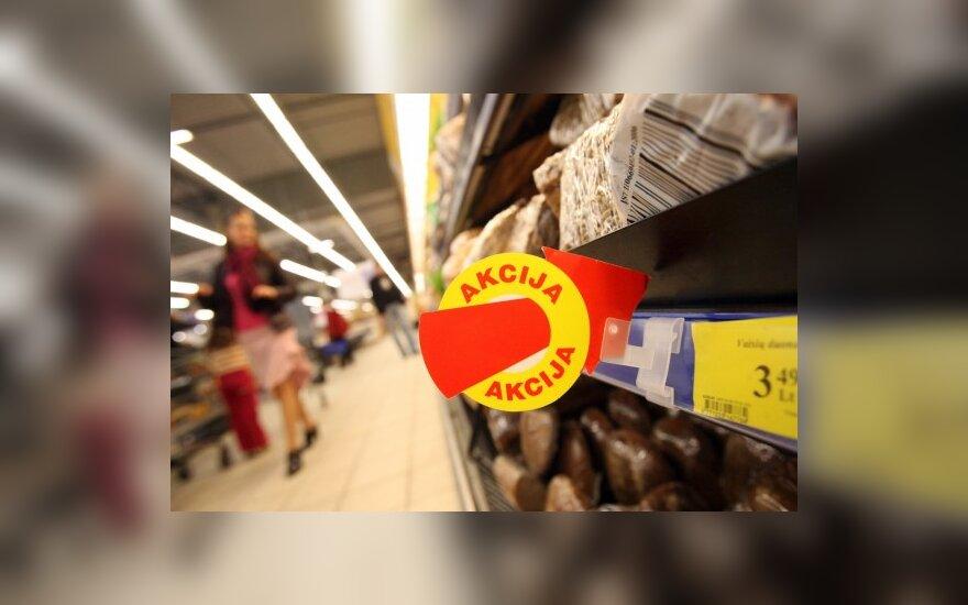 Сниженные цены в магазинах не задержались