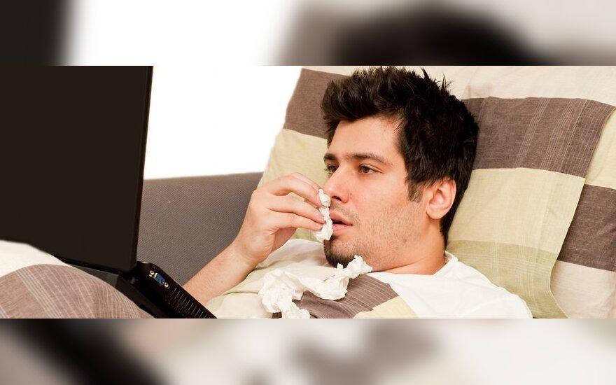 Во время эпидемии гриппа медики предлагают 2 дня не ходить ни к врачу, ни на работу