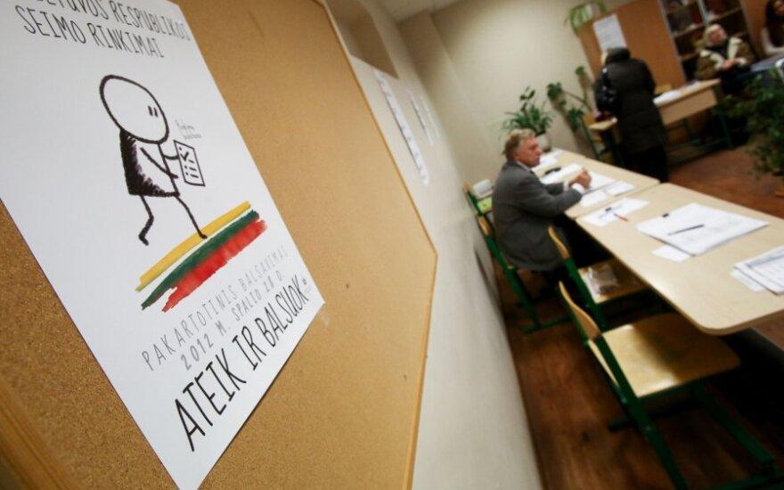 Вайгаускас: весенние выборы в Сейм обойдутся в 160 000 литов