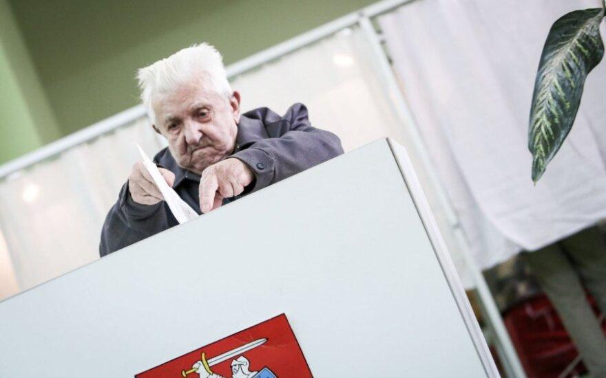 К 10 часам утра проголосовало более 5% избирателей