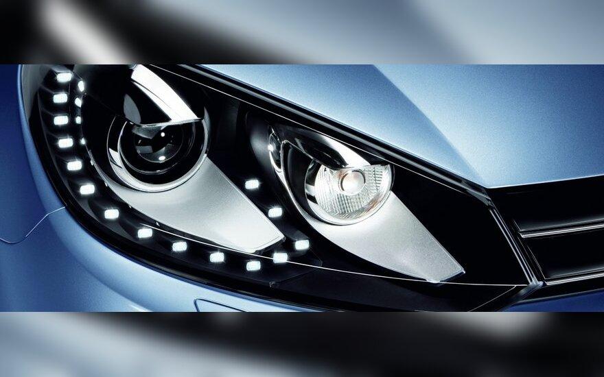 Volkswagen начнет продавать новый Golf через год