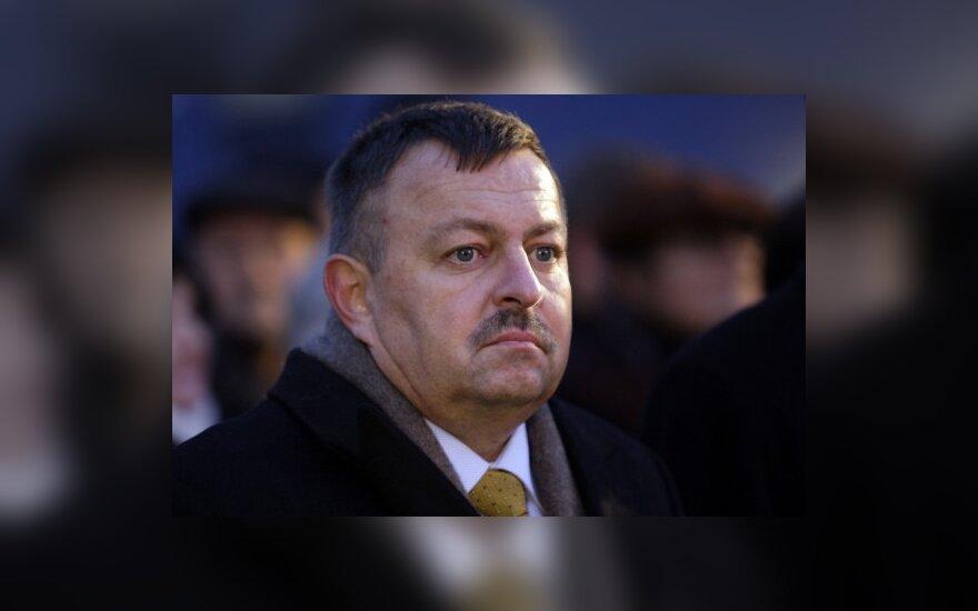 Мэр Вильнюса Навицкас не спешит покидать пост