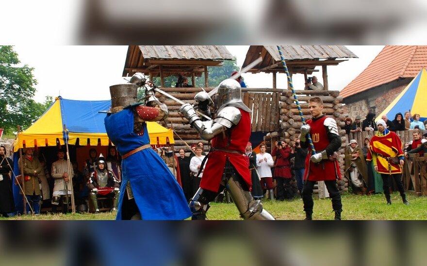 Viduramžių šventė Trakuose