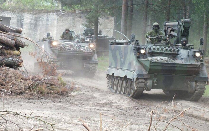 """В странах Балтии начинаются учения НАТО """"Удар меча"""""""