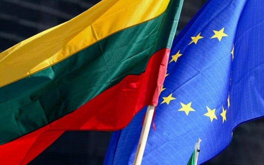 Евробарометр: жители Литвы остаются самыми большими оптимистами по поводу ЕС