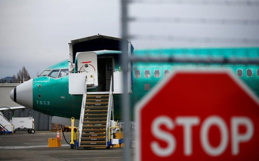 Boeing 737 Max laineris