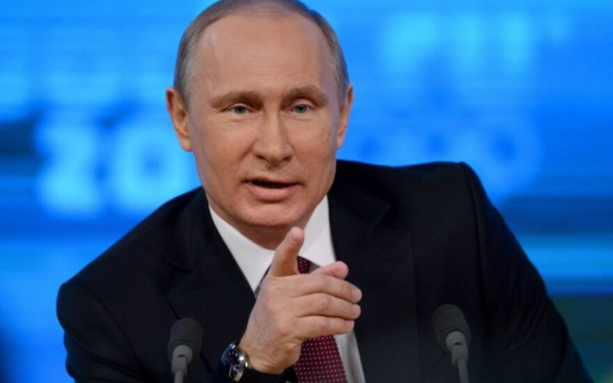 Журналистка — Путину: после встречи с вами у меня наладилась личная жизнь