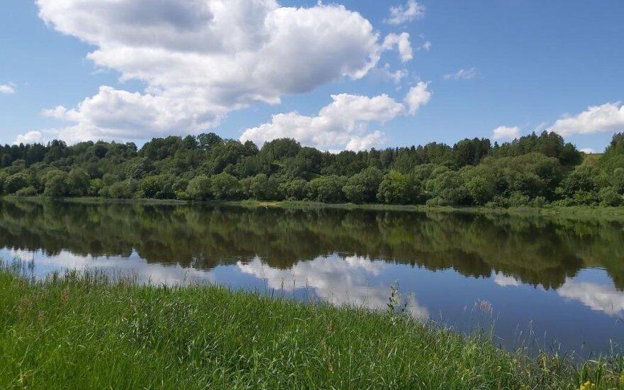 Беларусь: гибель рыбы в Немане была вызвана климатическими явлениеми