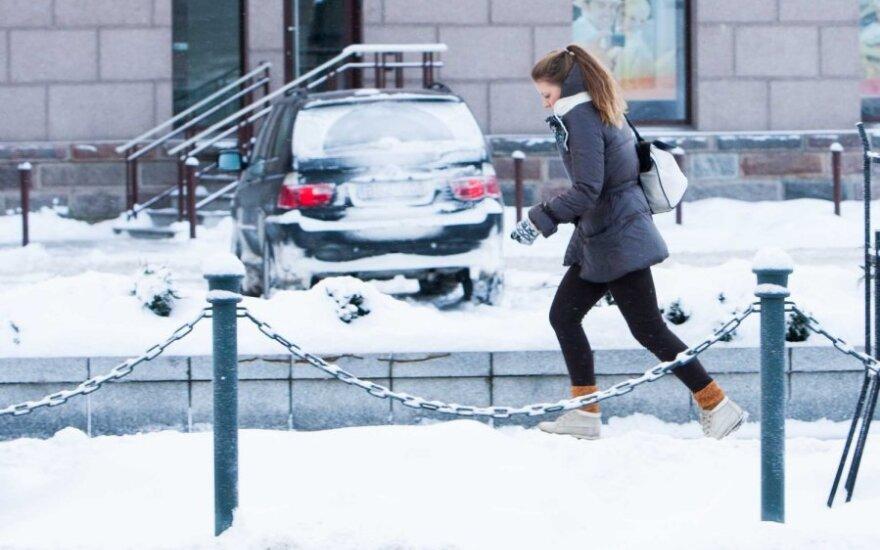 žiema,žiema vilniuje,speigas,sniegas