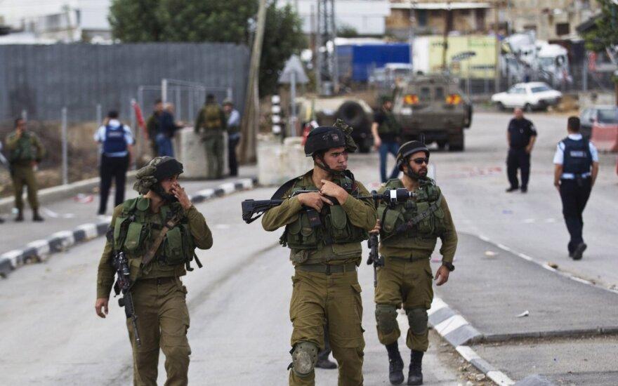 В Израиле араб на автомобиле въехал в толпу: трое госпитализированы