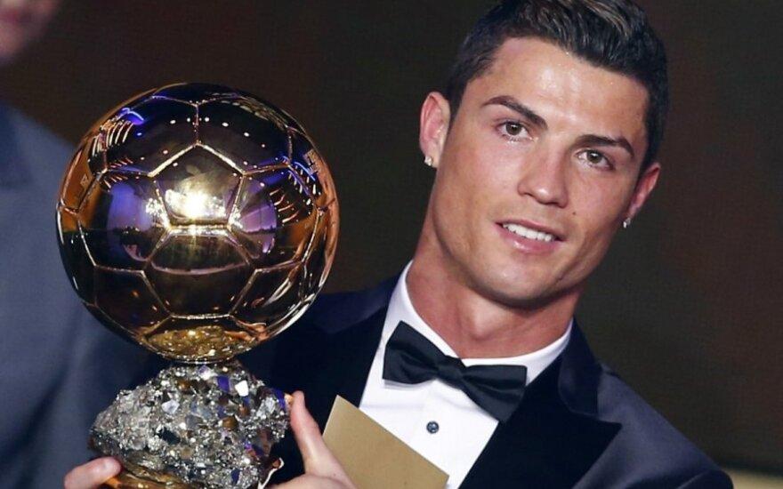 Спустя пять лет Криштиану Роналду вновь стал лучшим футболистом мира