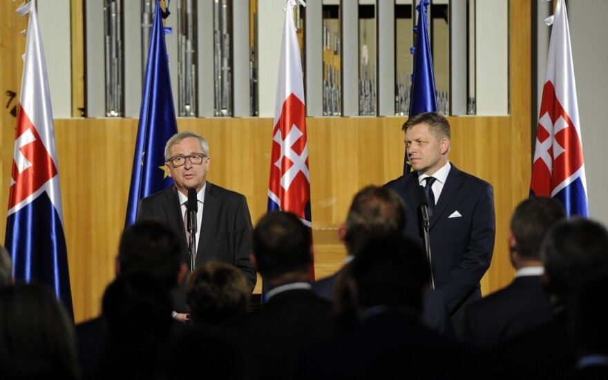 Словакия впервые возглавила Совет Евросоюза