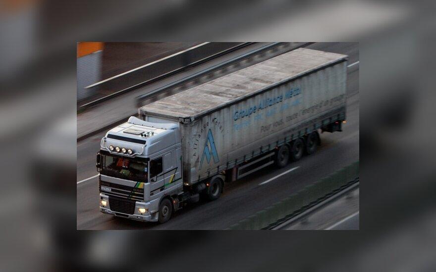 Движение грузовиков не остановят