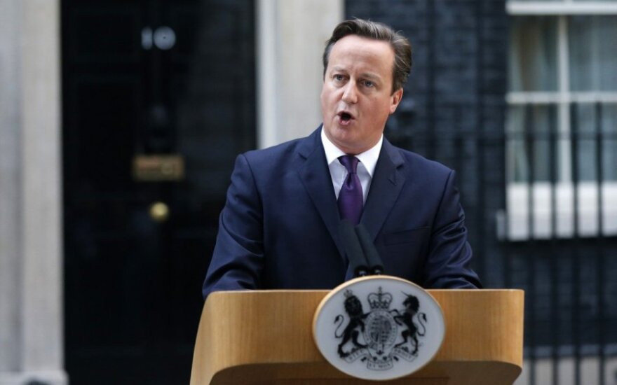 Кэмерон пригрозил выходом Великобритании из Евросоюза