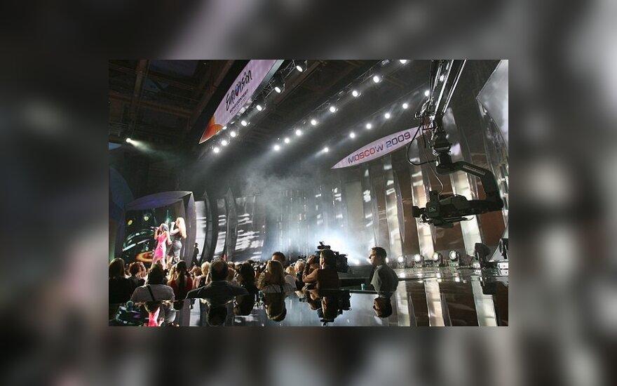 """Сегодня — первый полуфинал """"Евровидения"""""""