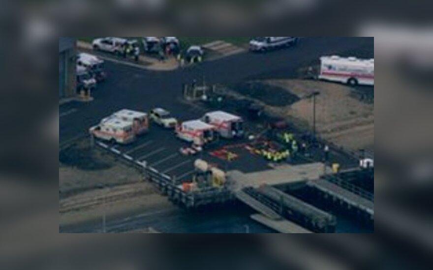 США: взорвалась яхта, пострадали семь человек