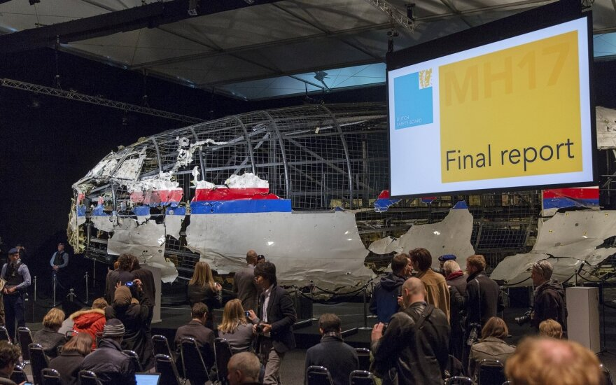 Россия предложит Нидерландам возобновить расследование крушения Boeing на Донбассе