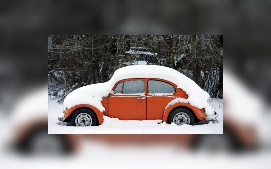 В Европе продолжаются снегопады