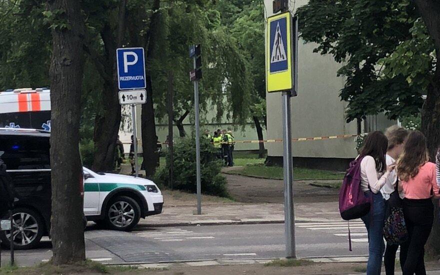 Ложный вызов: ребенок сообщил о бомбе в вильнюсской школе