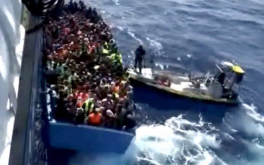 Евросоюз готовится дать отпор нелегальным перевозчикам мигрантов
